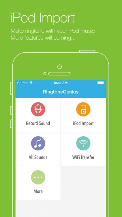 Ringtone Genius Free - Professional Ringtone Maker screenshot-3