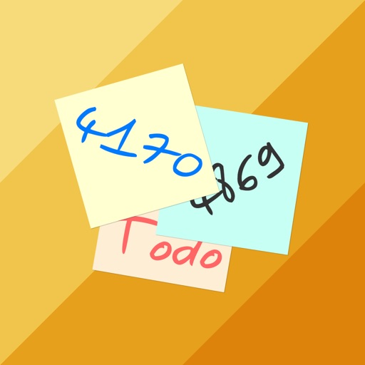 Sticky Notes - GTD & Todo List