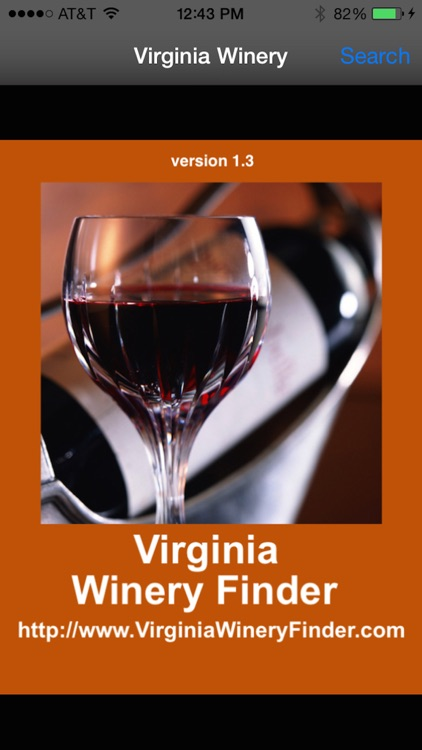 Virginia Winery Finder screenshot-0