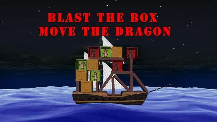 Blast the Box: Move the Dragon screenshot-4