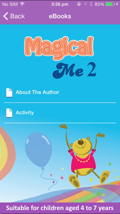 Magical Me 2 - Children's Meditation App by Heather Bestel screenshot-3