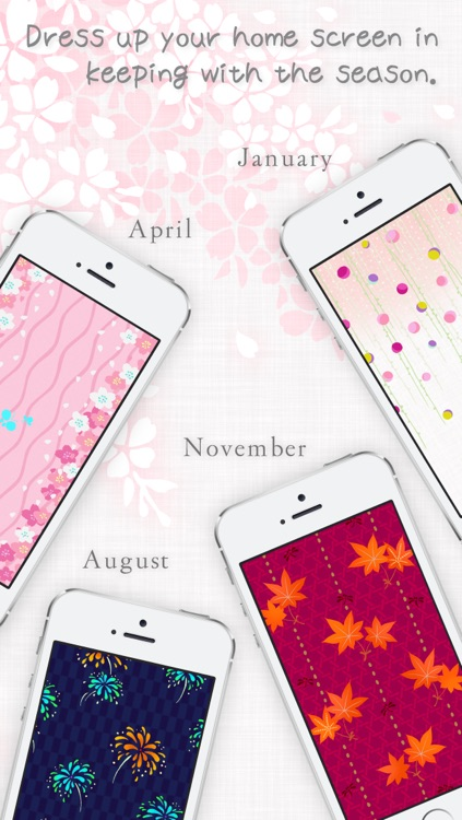 Wa ! Kawaii - Japanese Wallpapers Collection from Kyoto - screenshot-3