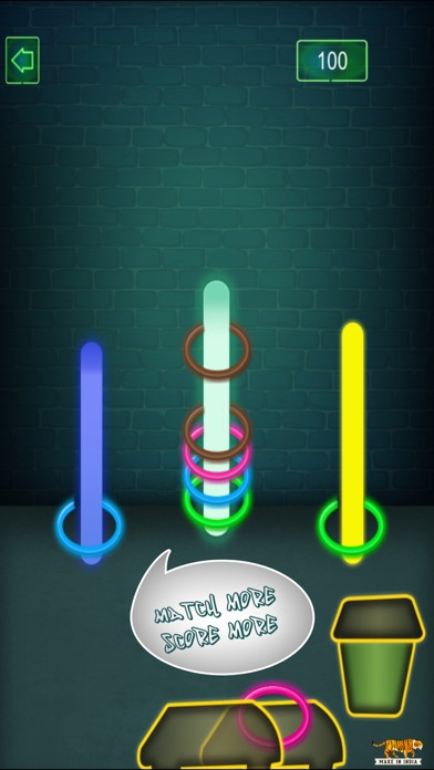 Glow Circle - Neon Color Beat Mania Hack Mod APK Get Unlimited Coins