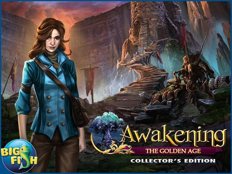 Awakening: The Golden Age HD - A Magical Hidden Objects Game screenshot-4