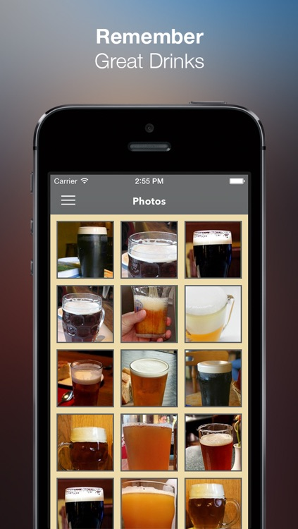 BrewBarrel - Track, Rate, and Store Your Favorite Craft Beers screenshot-3