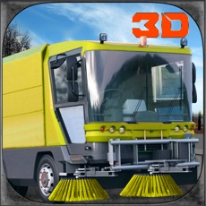 Activities of City Garbage Truck Simulator 3D – Drive trash vehicle & digger crane to sweep the roads