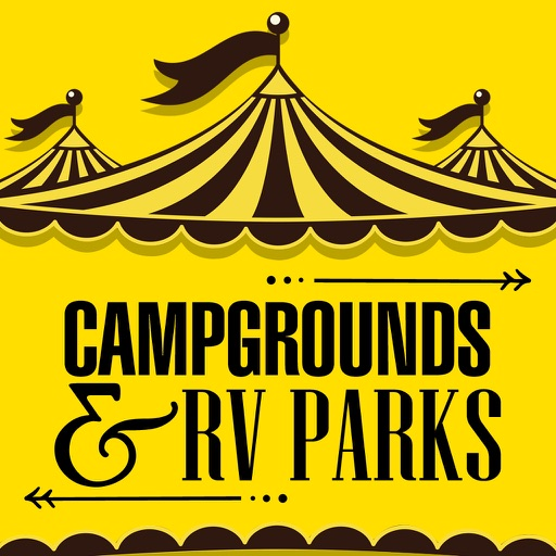 Campgrounds & RV Parks icon