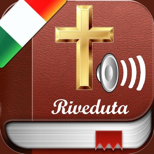 Italian Holy Bible Audio mp3 and Text - Sacra Bibbia - Riveduta Version