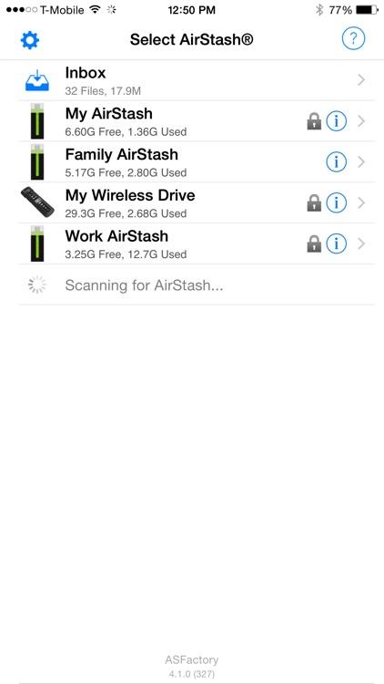 AirStash+