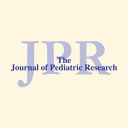JPR - The Journal of Pediatric Research
