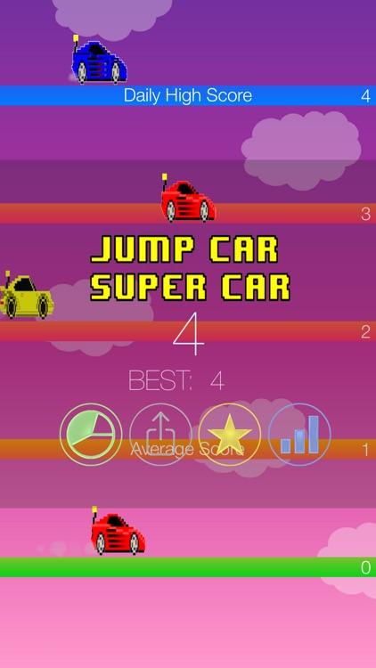 Jump Car Super Car