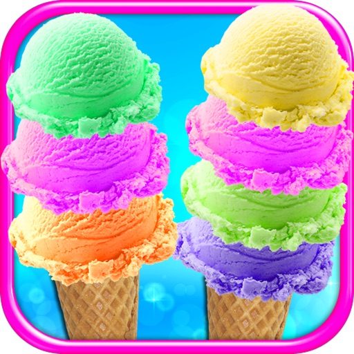 Ice Cream Maker Classic - Kids Cooking Games FREE
