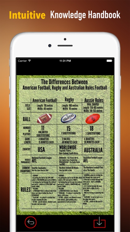 American Football 101: Quick Learning Reference with Video Lessons and Glossary