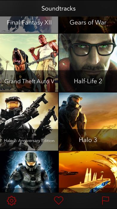 Game Soundtracks screenshot four