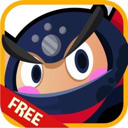 Ninja Jump Christmas 2013 Edition - Fun Clumsy Santa Claus Arcade Game For Boys And Girls FREE