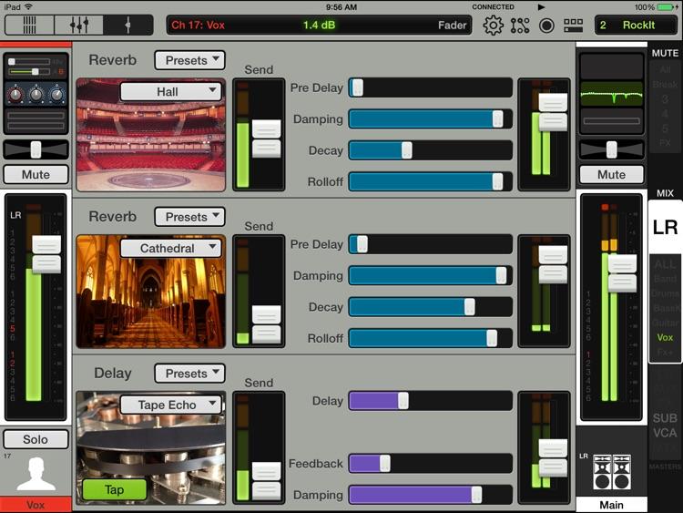 Mackie Master Fader 3 screenshot-3