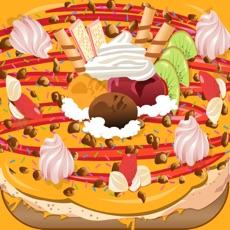 Activities of Ice Cream Pizza cooking games