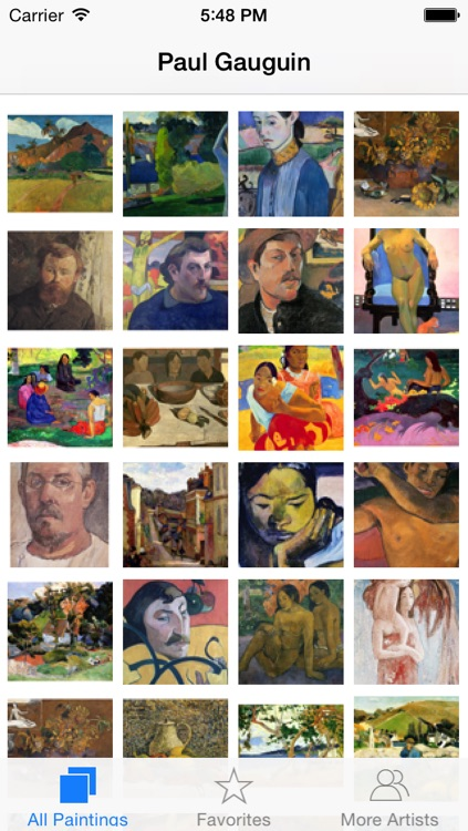 Gauguin 168 Paintings HD 200M+  Ad-free