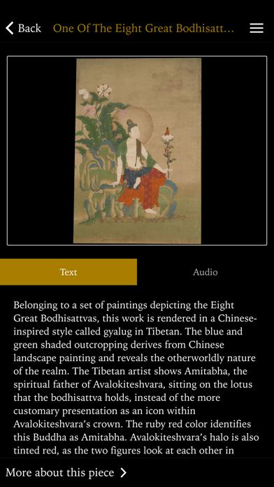 Embodying Compassion in Buddhist Art screenshot three