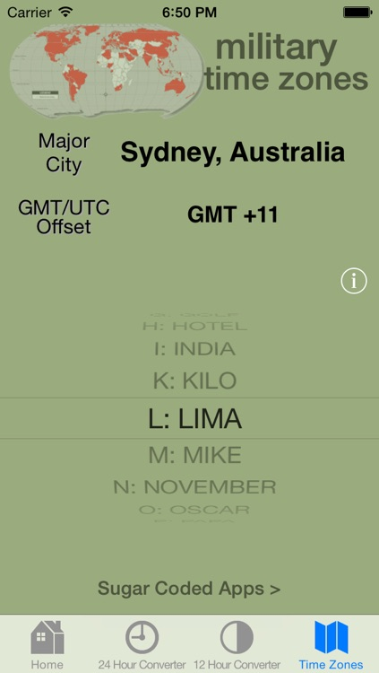 Military Time Converter screenshot-4