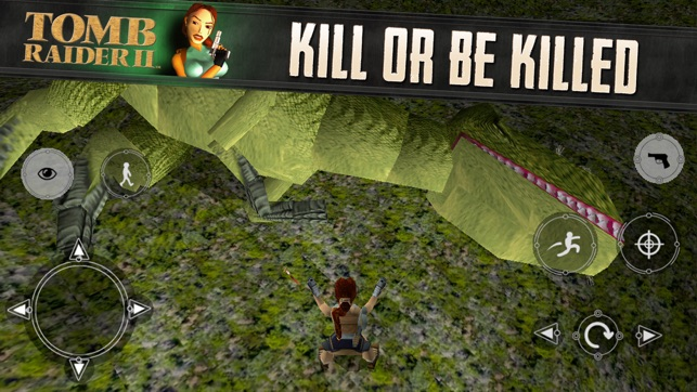 Tomb Raider II Screenshot