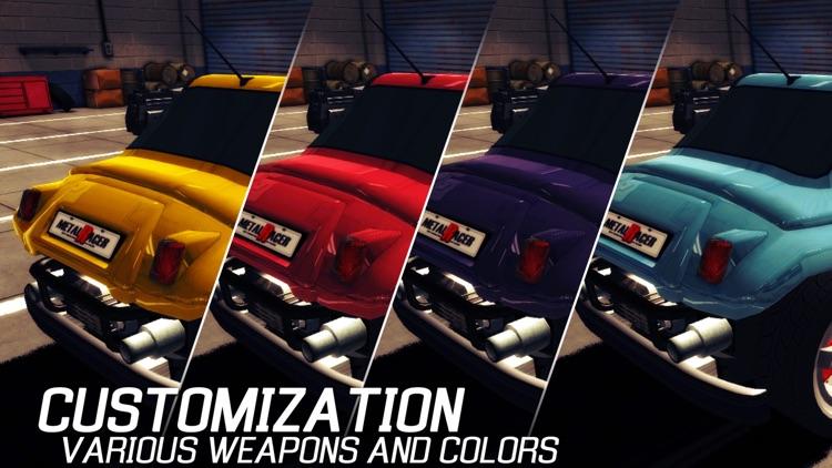 Metal Racer screenshot-3