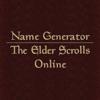 Name Generator for The Elder Scrolls Online