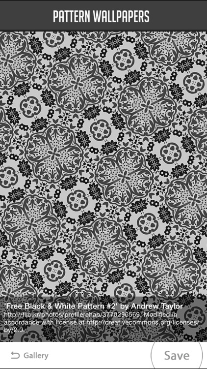 Pattern Wallpapers screenshot-3