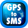 GPS to SMS 2 - Share GPS location (Coordinates and postal Address) via SMS E-Mail & Messenger and show GPS Device Data