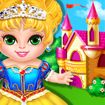 Princess Play House - Care & Play with Baby Princess!