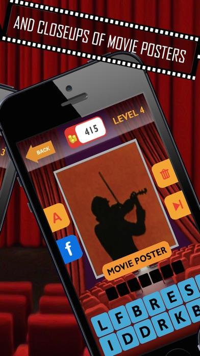 Movie Trivia Quiz: Guess pop movie stars, actors, actresses.  New fun puzzles!-3