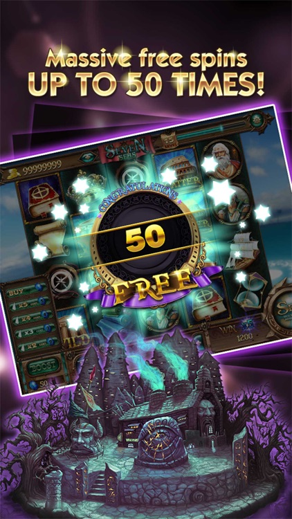 Slots™ - Seven Seas screenshot-3