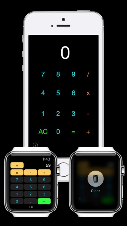 iCalculator - Calculator for Apple Watch