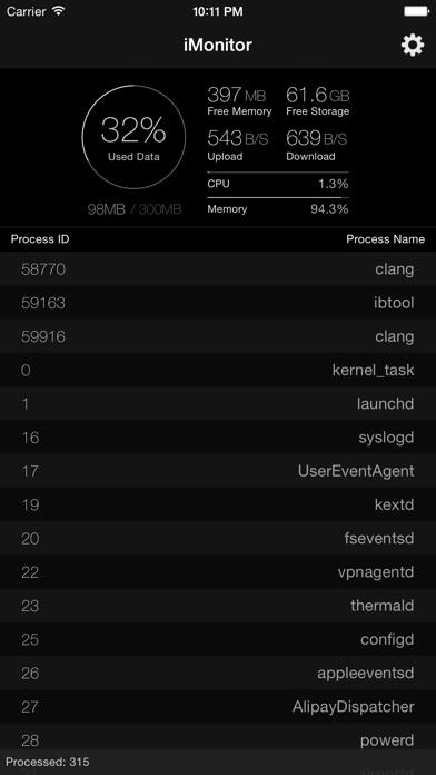 iMonitor Pro - Networ... screenshot1