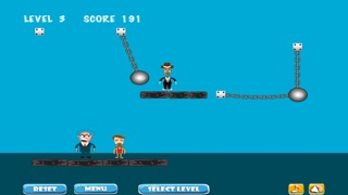 A Mad Office Party Revenge FREE - The Angry Jerk Boss Attack Game-0