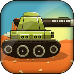 An Impressive Enemy Blitz - Military Tank Attack Racing