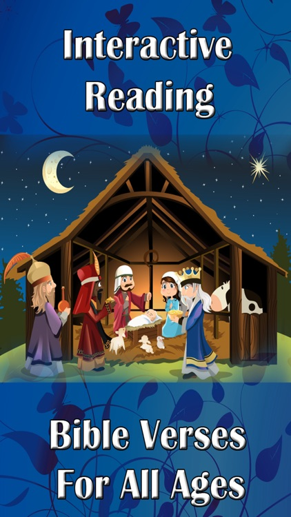 Interactive Bible Verses 10 - The Second Book of Samuel for Children and Adults