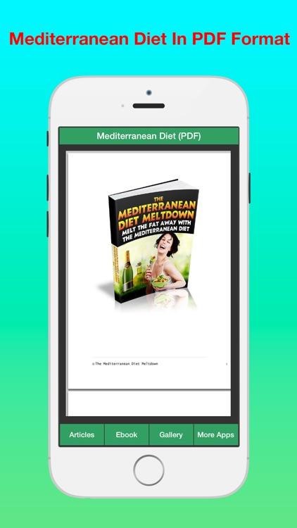Mediterranean Diet Plus - Have a Great Healthy with Mediterranean Diet!