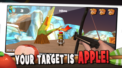 Your target is Apple-0