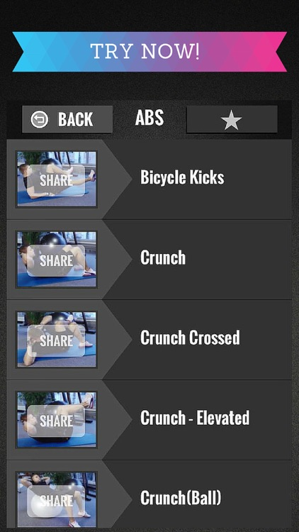 Gym Workout Programs – Full Exercise Journal for Losing Weight and Tone Muscles – Nutrition Tips From Certified Personal Trainers screenshot-4