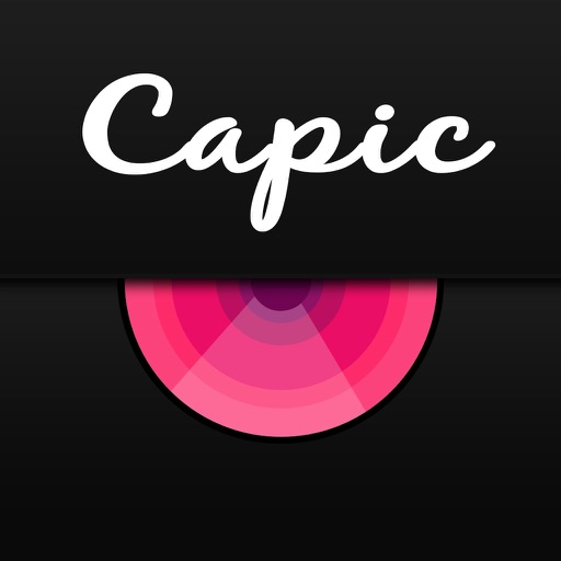 Capic - add cool caption.s & font.s for Insta.gram & photo.shop