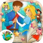 世界经典童话故事大全(6到12岁少年儿童睡前故事英语亲子软件