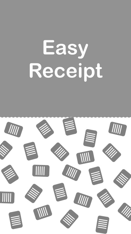 Easy Receipt - Fast Receipt Logger screenshot-0
