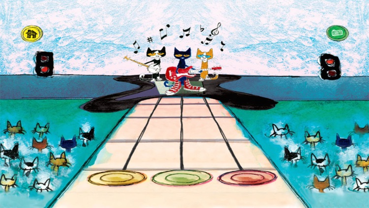 Pete the Cat: School Jam screenshot-3