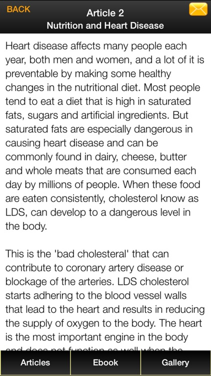 Heart Disease Diet - Have a Fit & Healthy Heart with Best Nutrition! screenshot-4