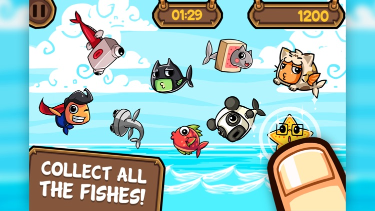 Fish Jump - Tap Tap Free Arcade Game screenshot-0