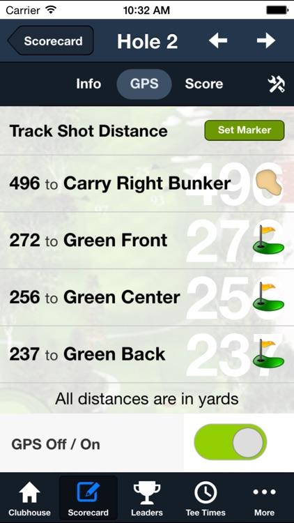 Emerald Hill Golf Course screenshot-3