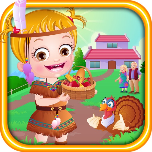 Baby Hazel Thanksgiving Day By Axis Entertainment Limited
