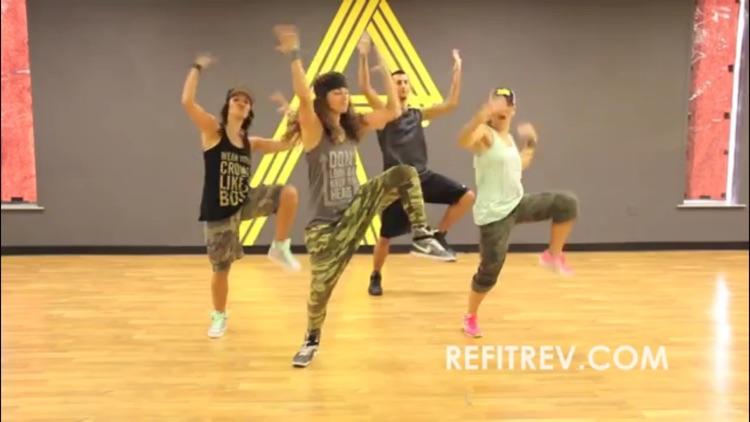 Dance Fitness screenshot-3