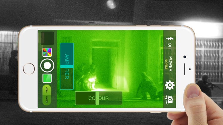 Night Vision Video & Photo Camera Free
